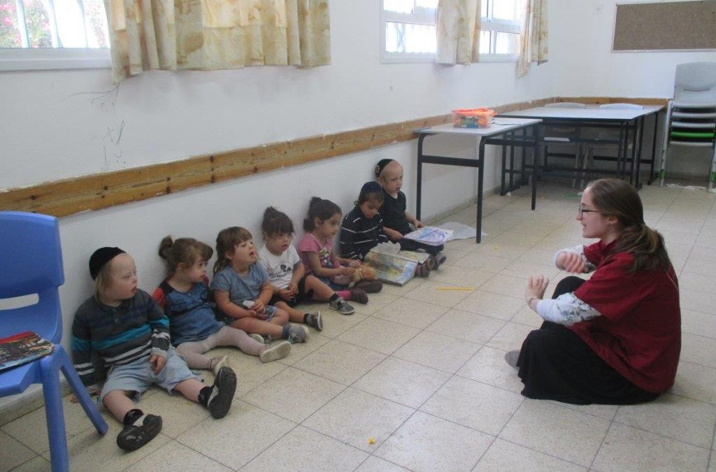 Succos with Project Refuah in Israel